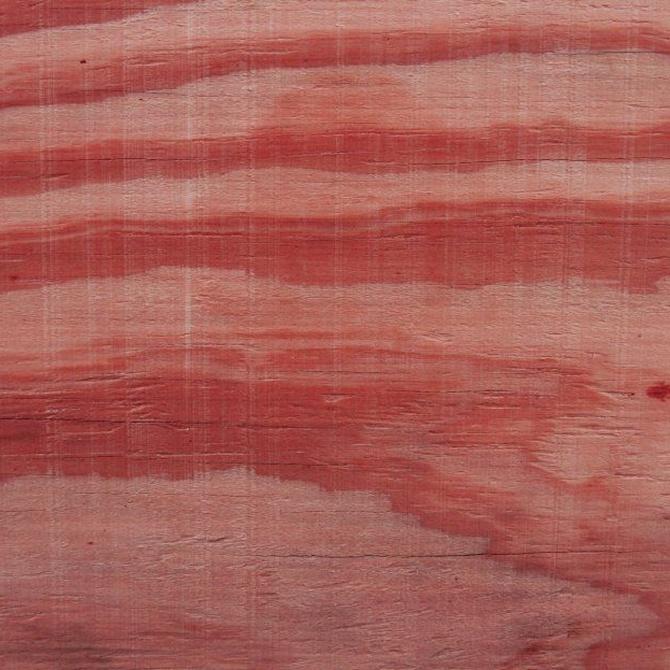 La madera de castaño