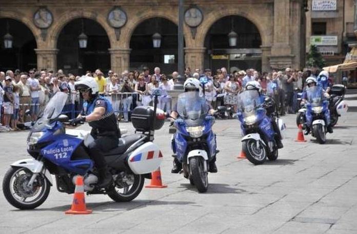 POLICÍA LOCAL: OFERTAS DE EMPLEO AÑO 2018