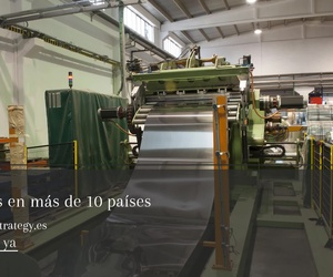 Aceros en Madrid | Steel Strategy