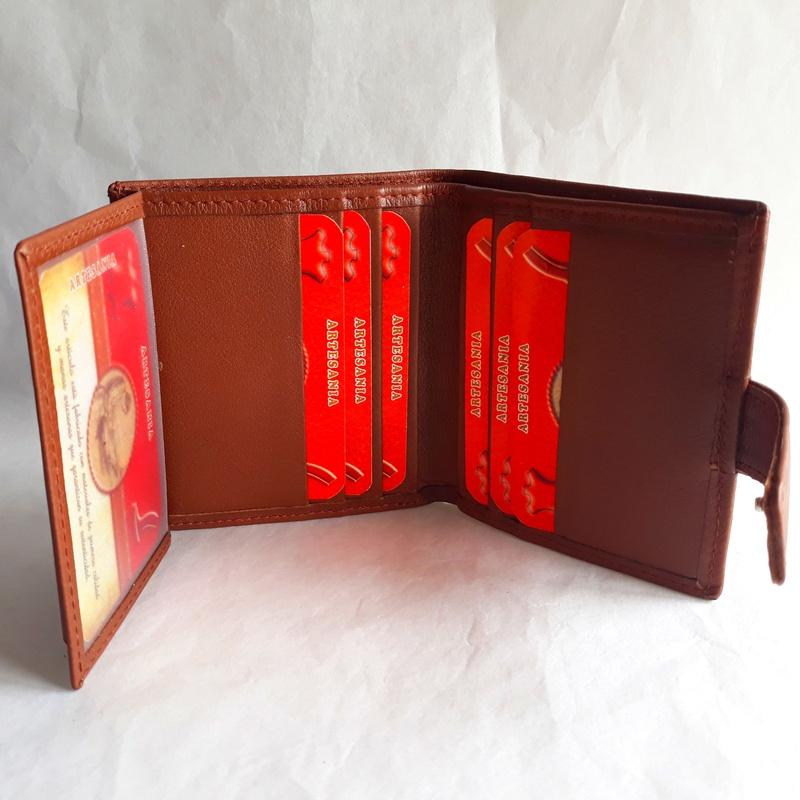 Cartera De Caballero 131-B: Catálogo de M.G. Piel