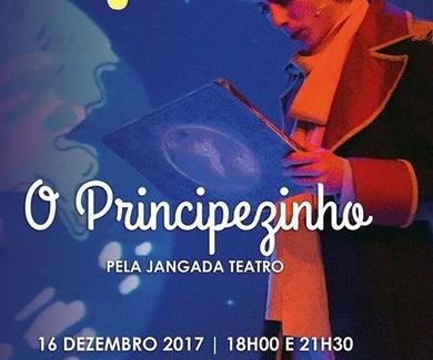 O Principezinho | Jangada Teatro