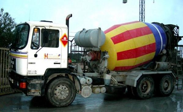 Contenedores para escombro y suministro de hormigón en Mallorca, Ecosac Balear