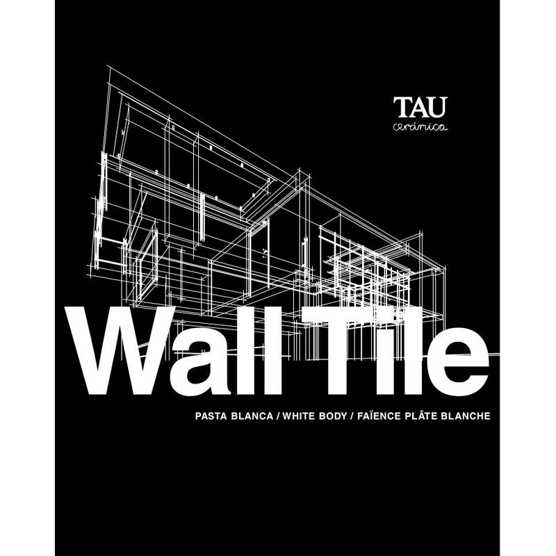 Catálogo Tau Concept Wall Tile 2021:  de CERAMICAS ALVAREZ & FERNANDEZ
