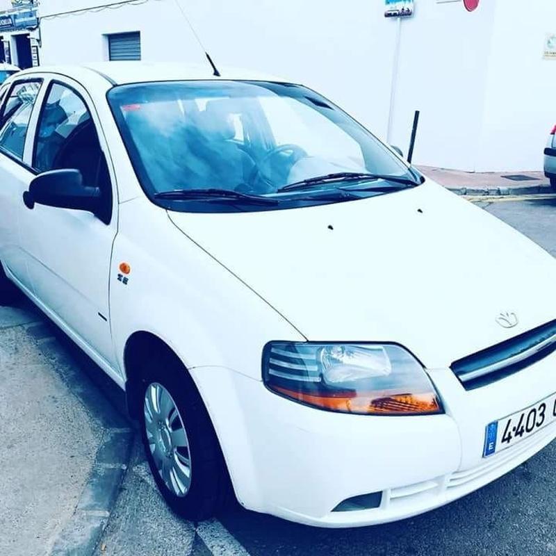 Daewoo Kalos (Vendido): Vehículos de ocasión de Automoció Centre