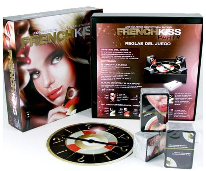 FRENCH KISS: CATALOGO DE PRODUCTOS de SEX MIL 1