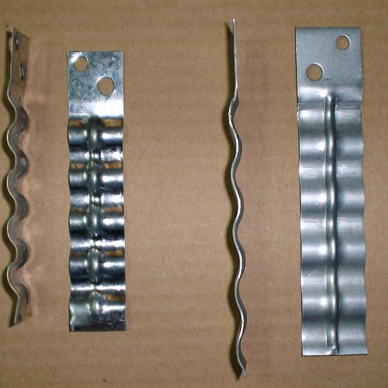 Garras onduladas: Productos de Marbarca Matriceros S.L
