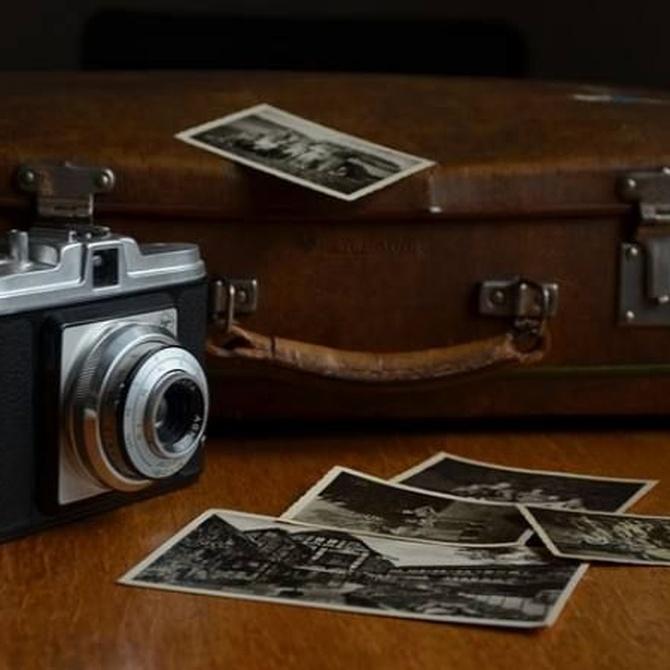 La foto y el papel