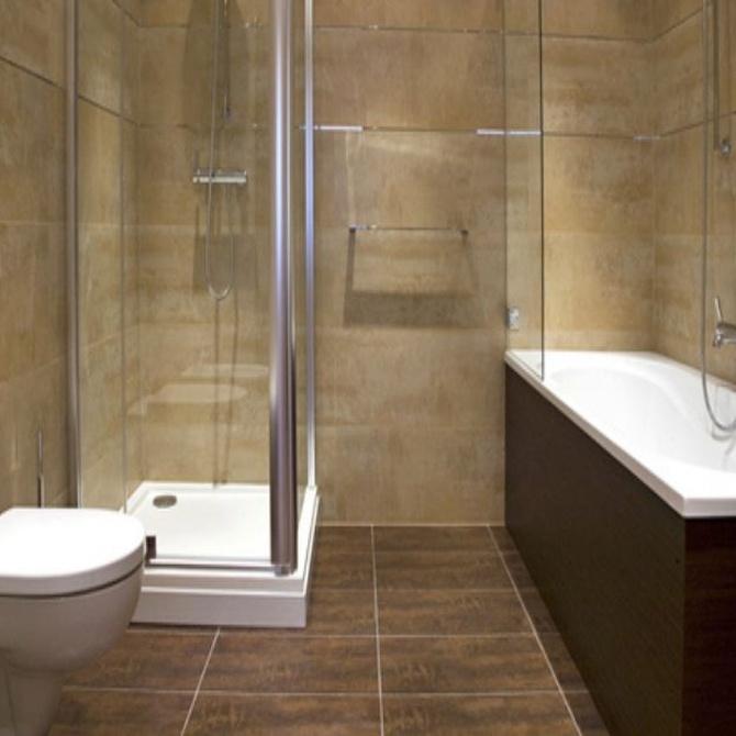Ventajas de contar con mamparas para la ducha