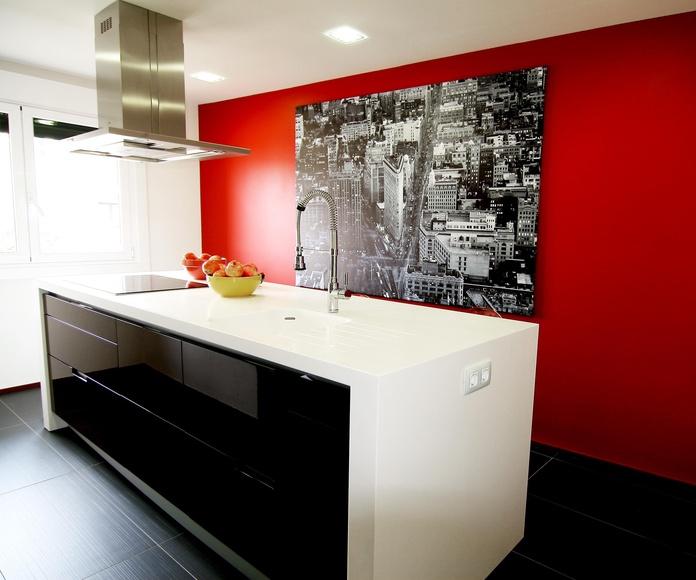 Reformas de cocinas: Servicios de Ornato Construcción Integral
