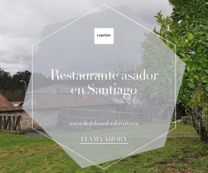 Restaurante asador enSantiago de Compostela | Asador de Roxos