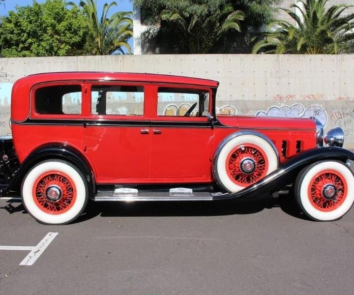 Venta de coches antiguos en Tenerife