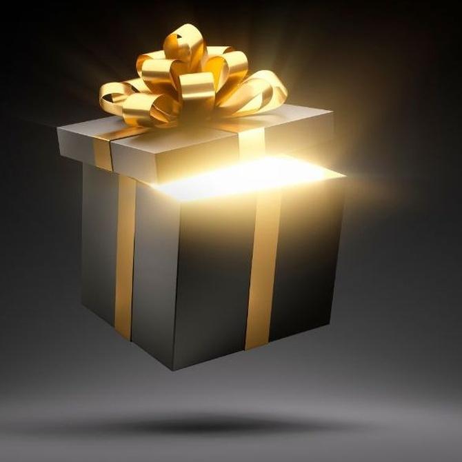 El impacto visual en tus regalos, tan importante esta Navidad