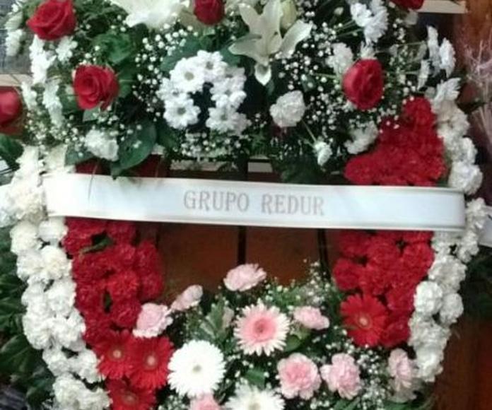 Coronas para funerales