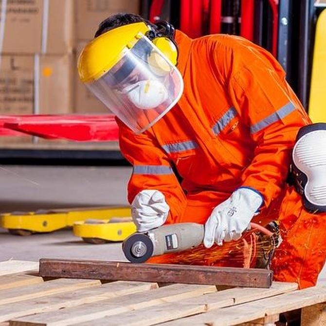 Pautas de seguridad en carpintería metálica