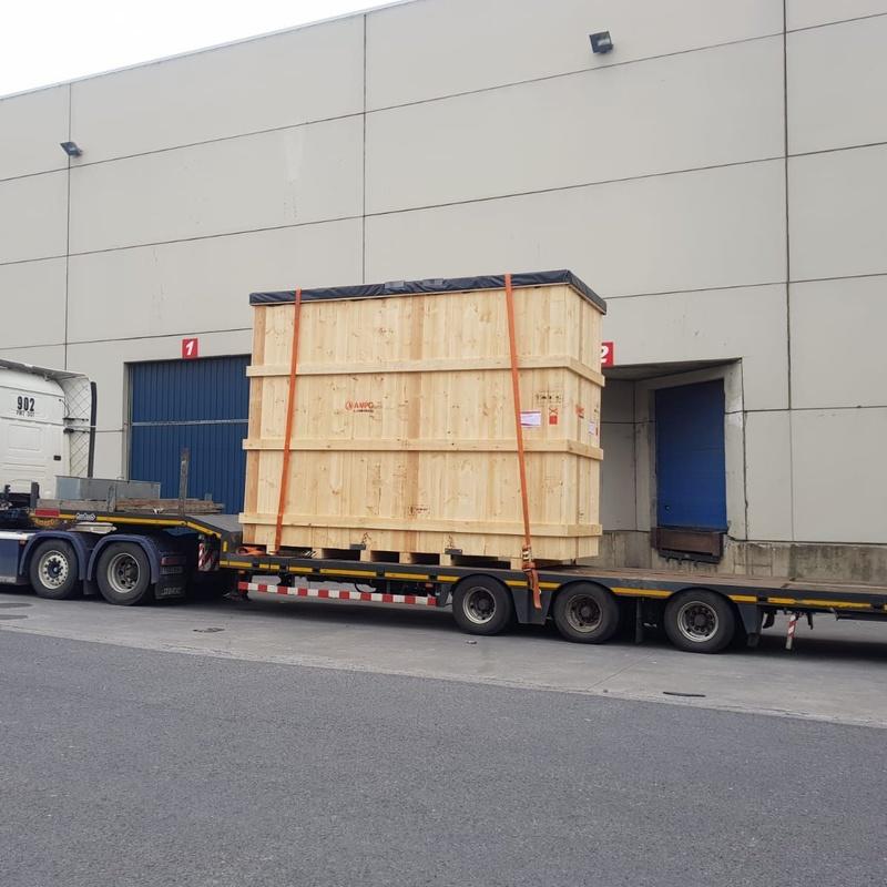Servicio de góndola: Servicios de Transportes Biotrans Garraioak