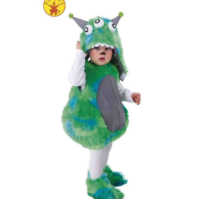 Disfraz alien monstruo bebé
