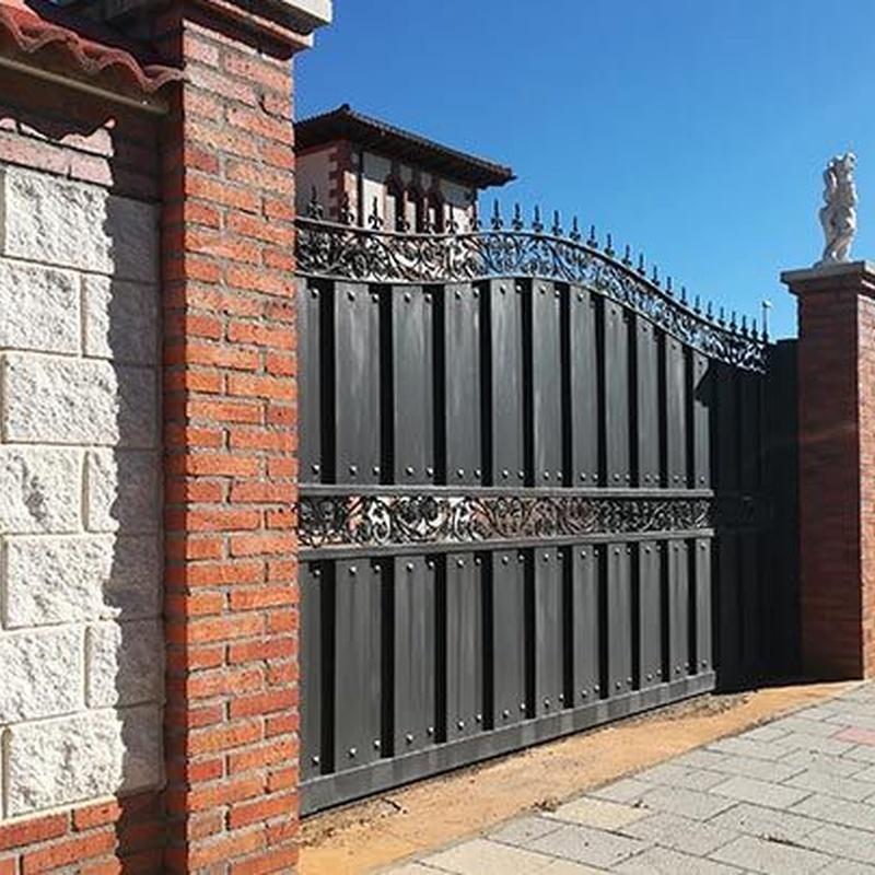 Puertas automáticas: Servicios de Khalid