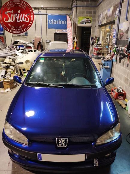 Peugeot 106 - Detallado