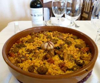 Entradas: Nuestros platos de Mesón Ca Rafel
