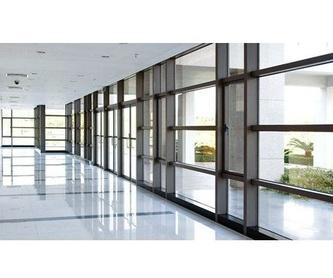 Ventanas: CATÁLOGO de Aluminios Trinidad