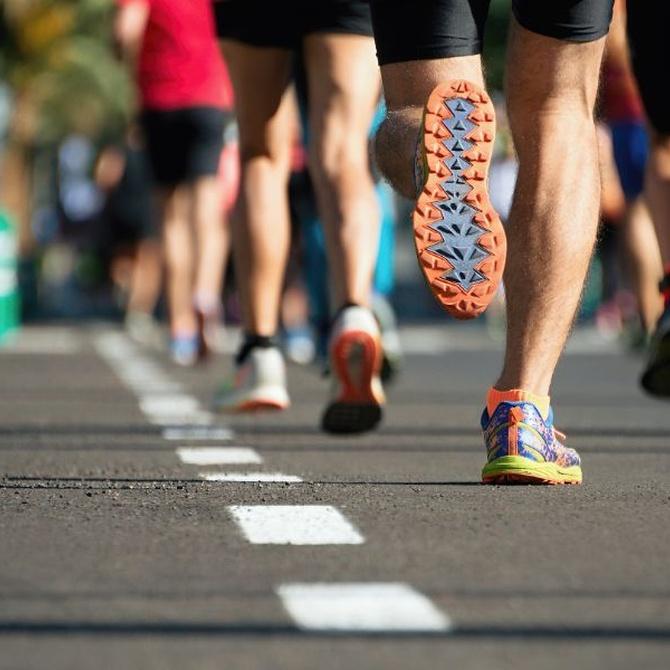 Lesiones más frecuentes en la maratón