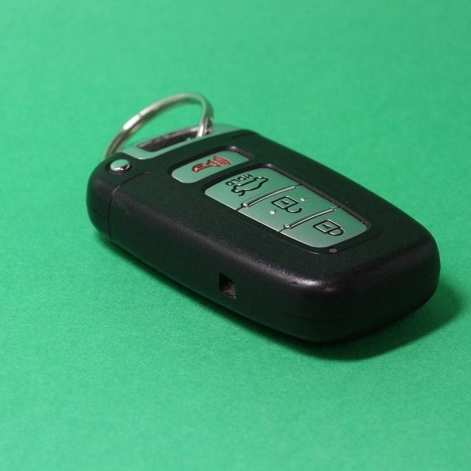 Precauciones con las llaves con chip