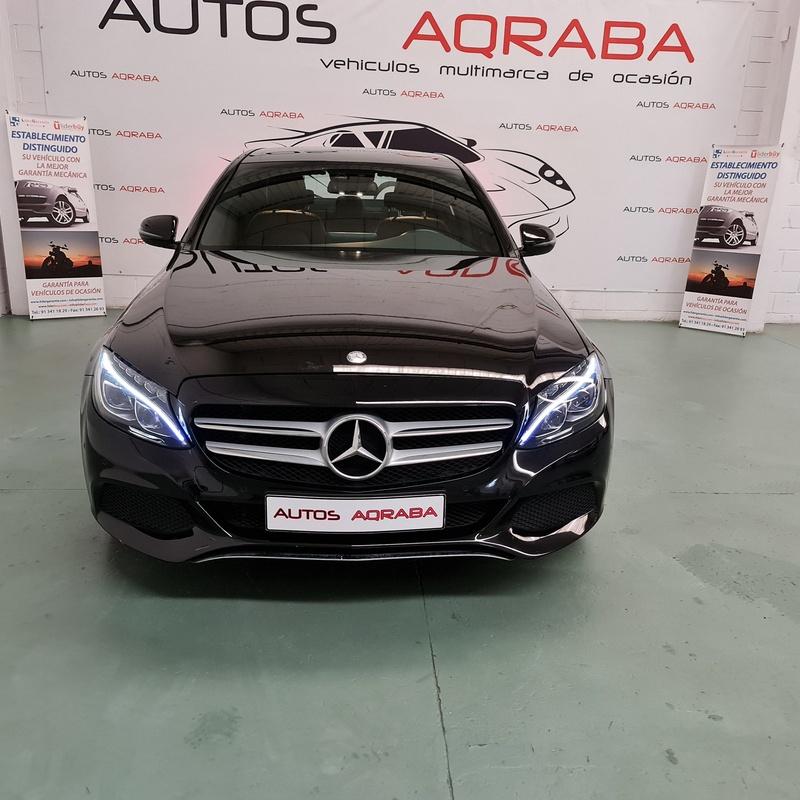 Mercedes-Benz C 250 Avantgarde 204CV: Servicios de Autos Aqraba