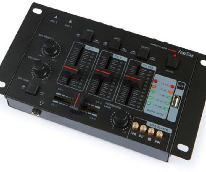 SM-505U: Nuestros productos de Sonovisión Parla