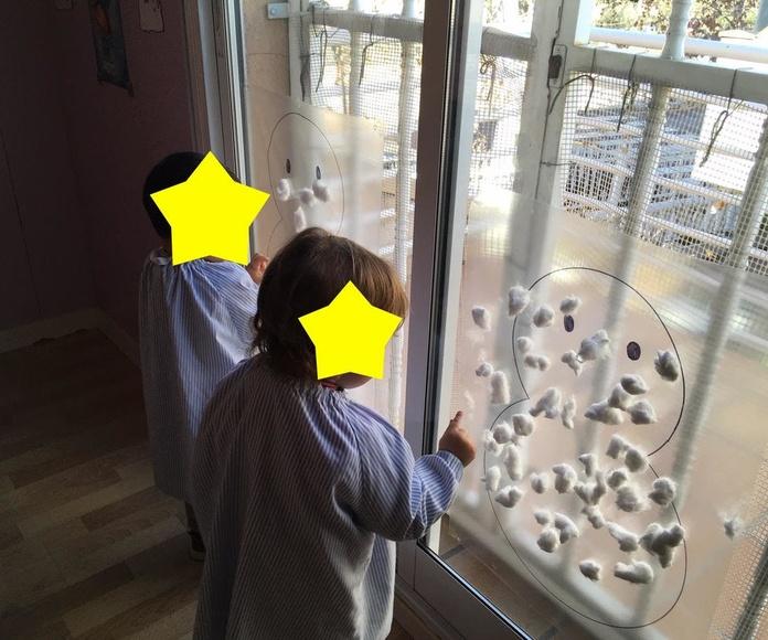 Psicomotricidad: Nuestros sevicios de Centro Infantil Los Castillos