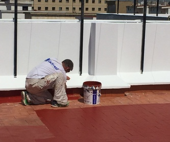 Limpieza de fachadas: Servicios de Fachadas Monzón