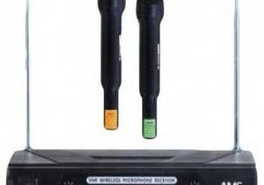 AMS MV 100 M - Micrófonos inalámbricos