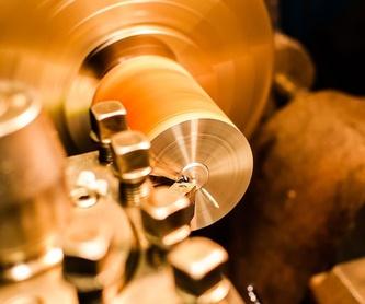 Máquinas de grabado: Servicios de Permec