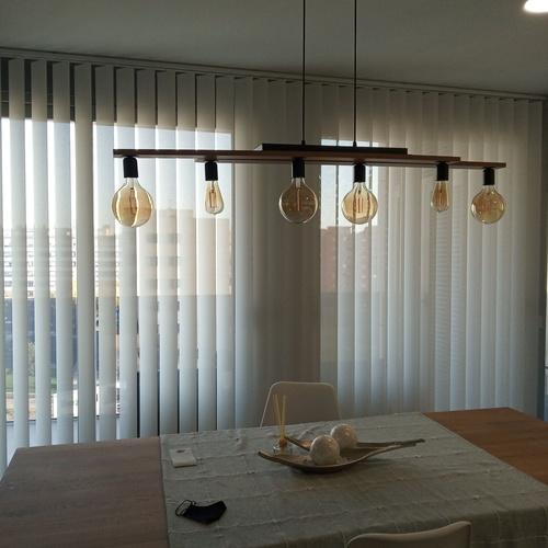 Estores y cortinas a medida