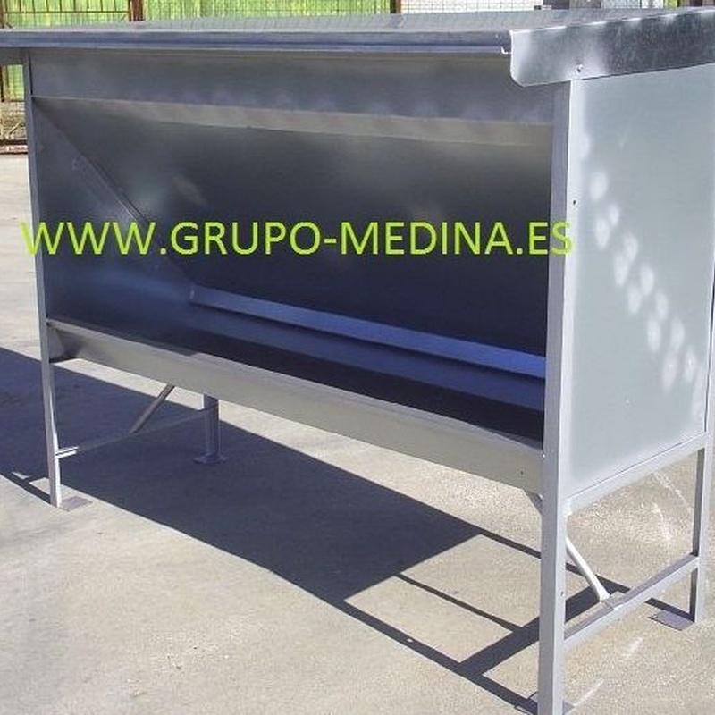 TOLVA DE TERNEROS 600KG: NUESTROS PRODUCTOS de Grupo Medina