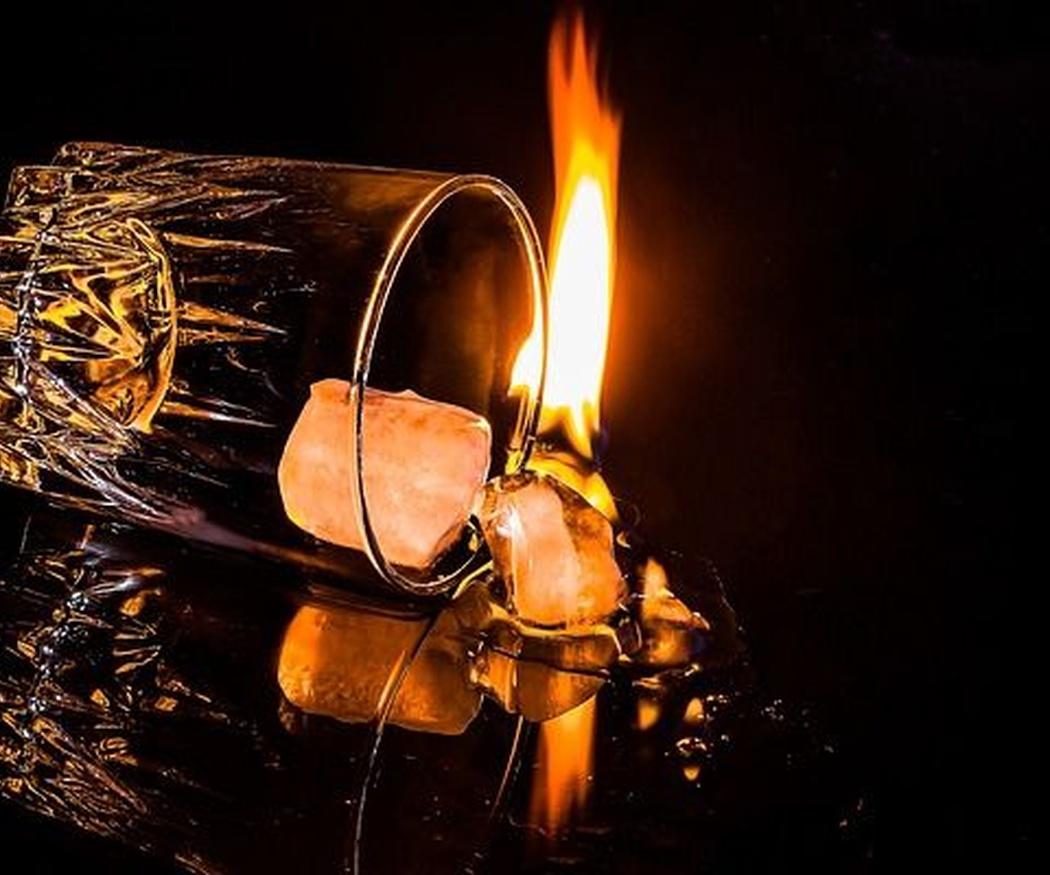 Materiales inflamables que se encuentra en el hogar