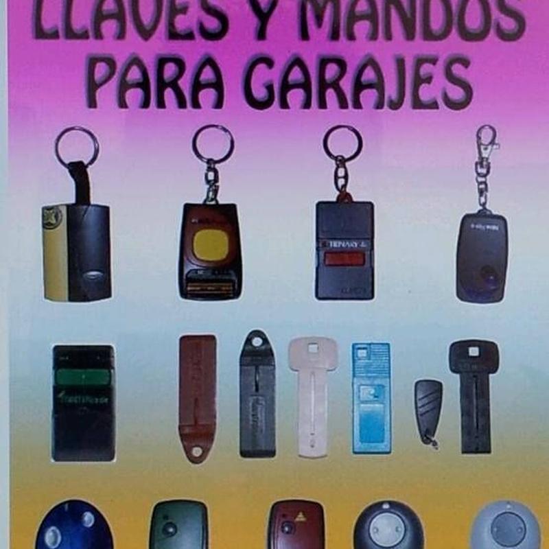 Duplicado de mandos para garajes: Servicios de Llaves Luque