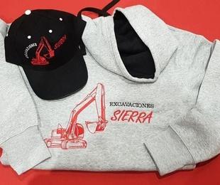 Personalización de ropa laboral