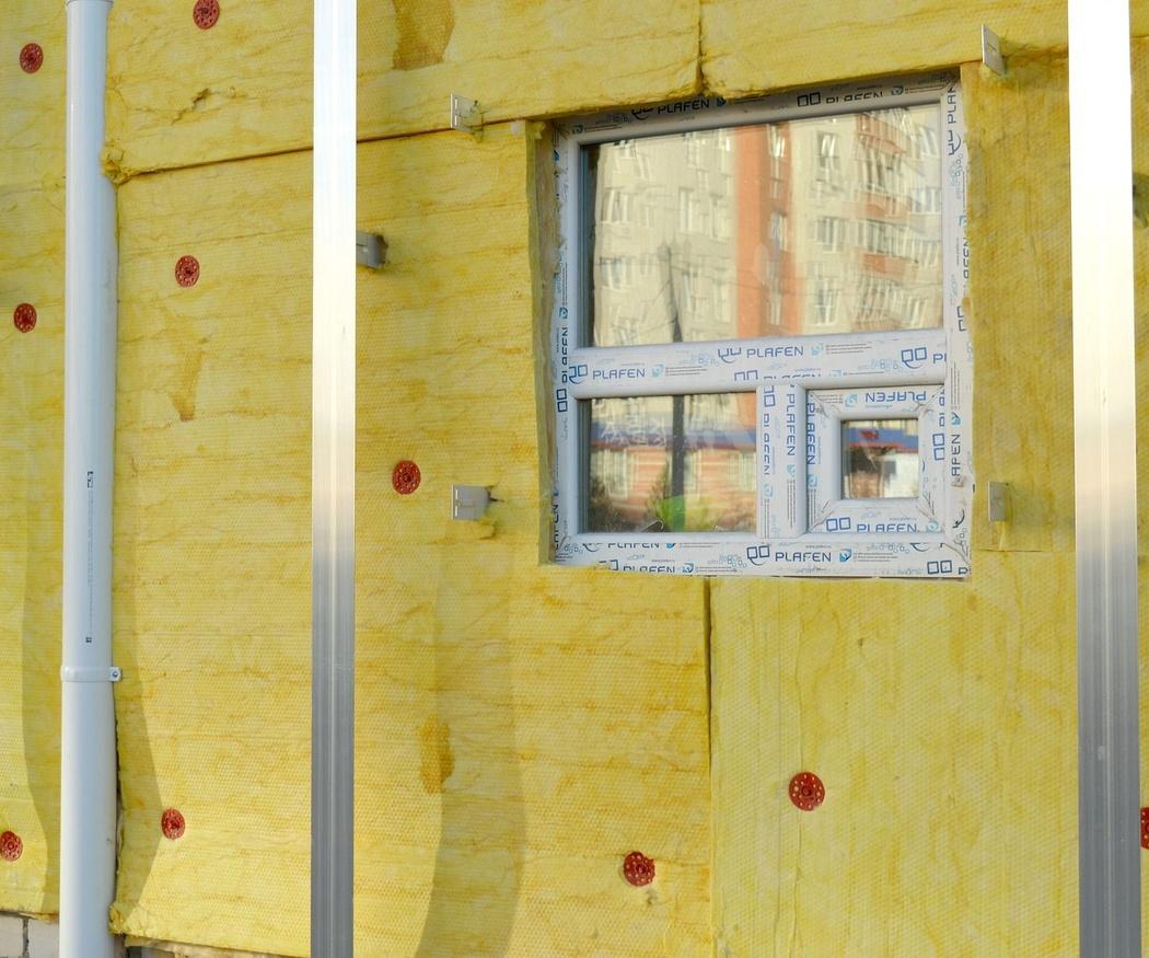 La importancia del aislamiento térmico en las fachadas