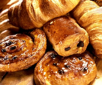 Panadería: Productos y servicios de La Espiga de Oro