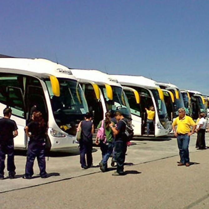 Cómo organizar una excursión escolar en autobús