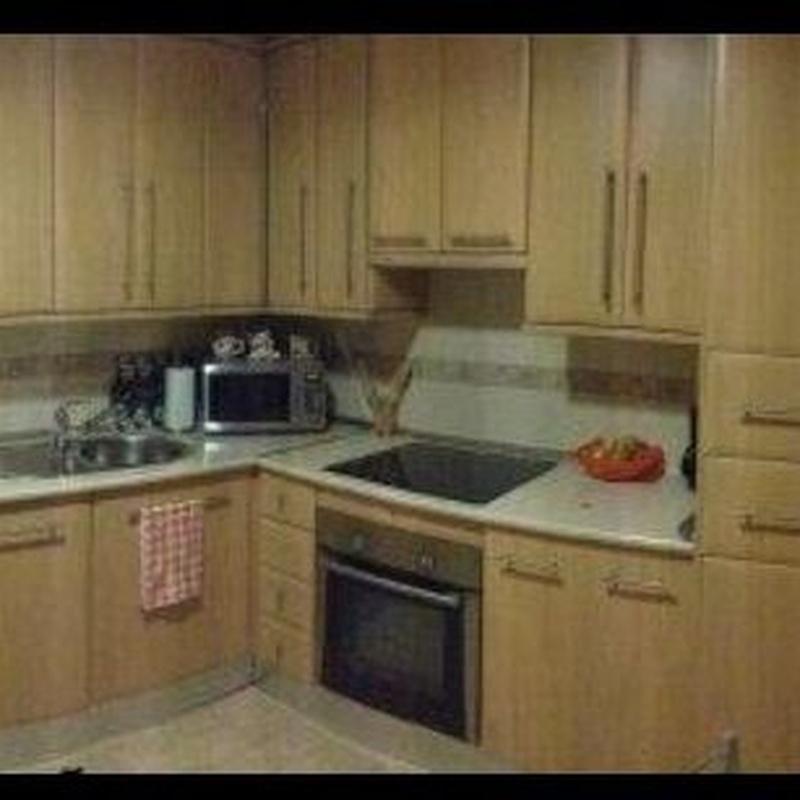 Cocinas: Servicios de P y V Carpinteros Ebanistas