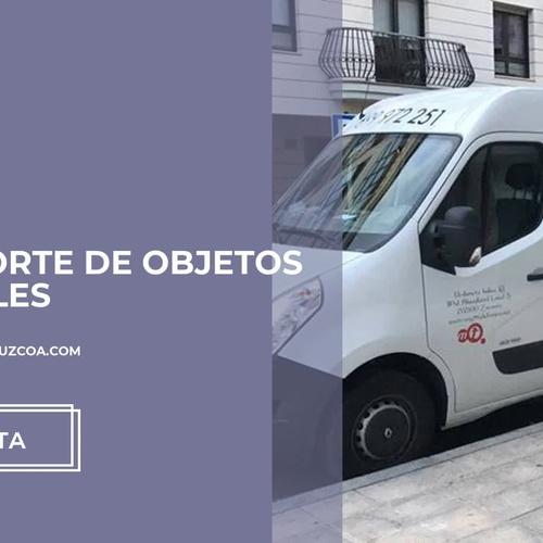 Empresa de mudanzas en Guipúzcoa | Montrans