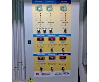 Servicio Técnico: Productos y servicios  de E. M. J. Refrigeración