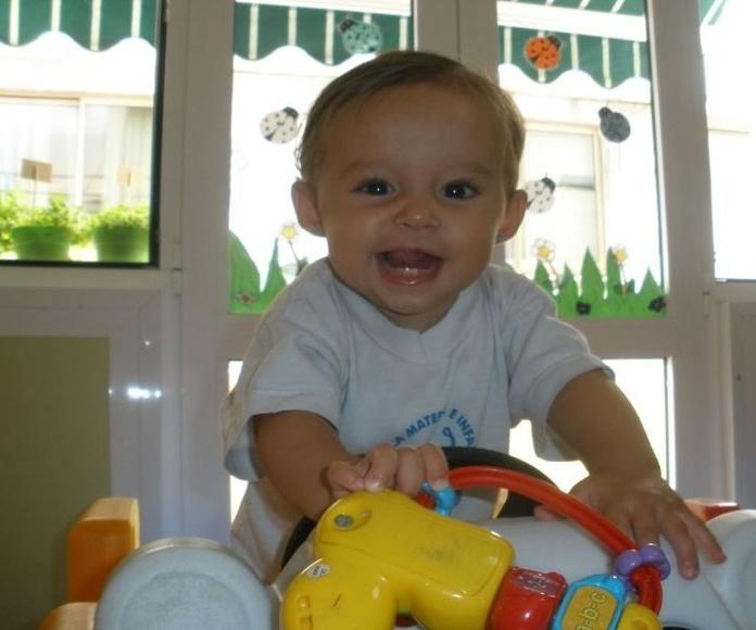 Lo que hacemos por y para los niños: Servicios de Escuela Maternal Infantil Dr.Sánchez