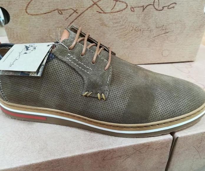 Zapatos de caballero Coxx Borba Lleida