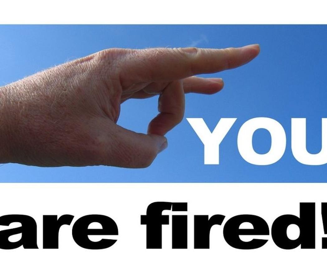 No firmes nada si no estás de acuerdo con tu despido