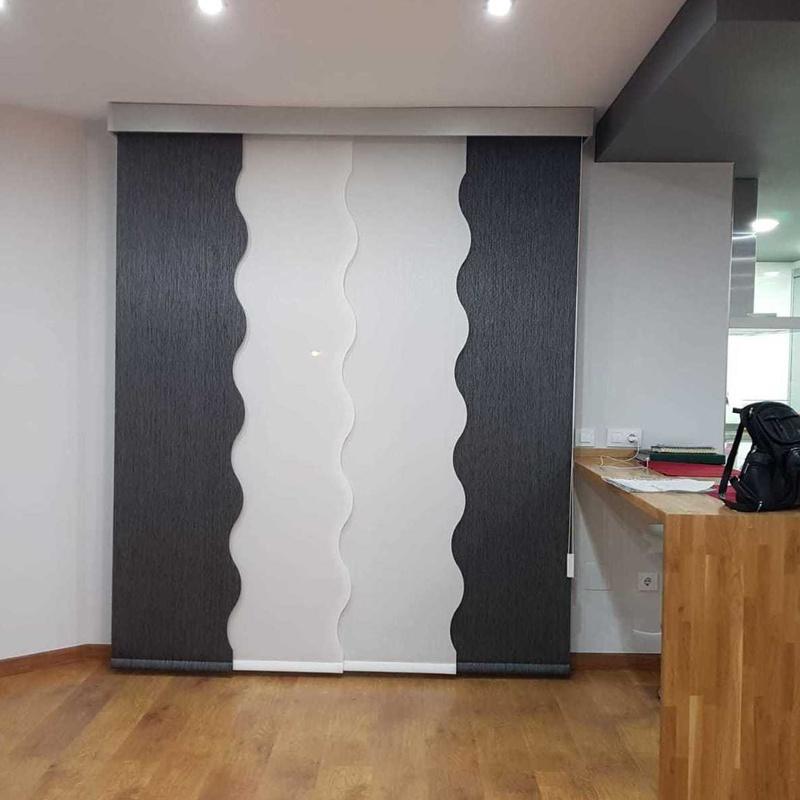Panel japonés ondas