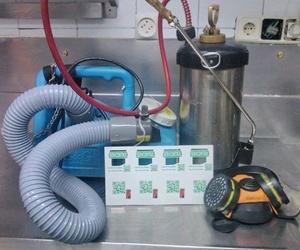 Equipos de higienización