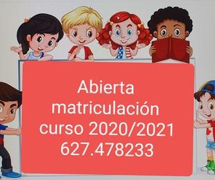 Matriculación 2020 / 2021