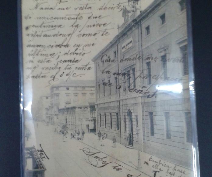Postales antiguas Asturias